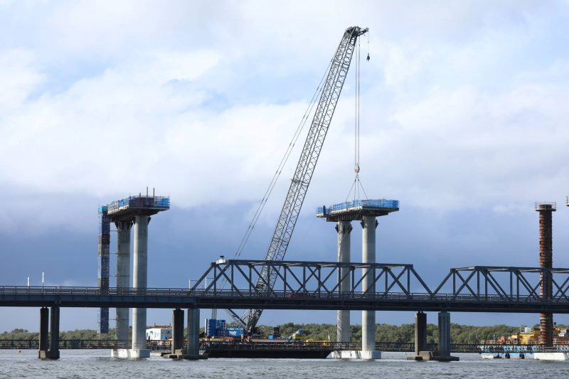 Ferrovial Agroman - Bridge over Clarence River