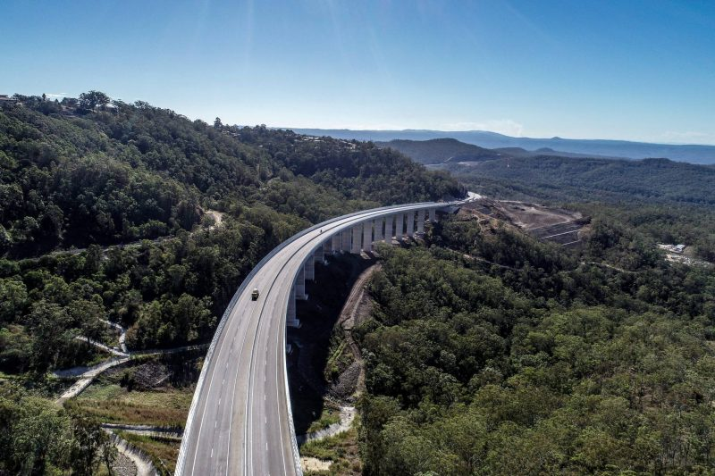 Ferrovial Agroman - Toowoomba Second Range Crossing (1)