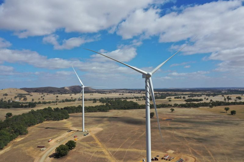 Fulton Hogan_VIC_Bulgana Windfarm