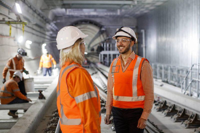 John Holland Castle Hill Station_Sydney Metro Northwest-2