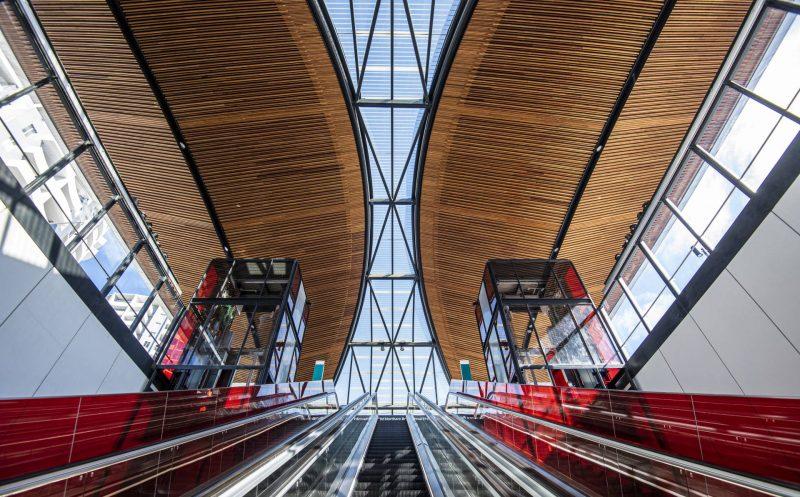 John Holland Sydney Metro Northwest Castle Hill Station-2