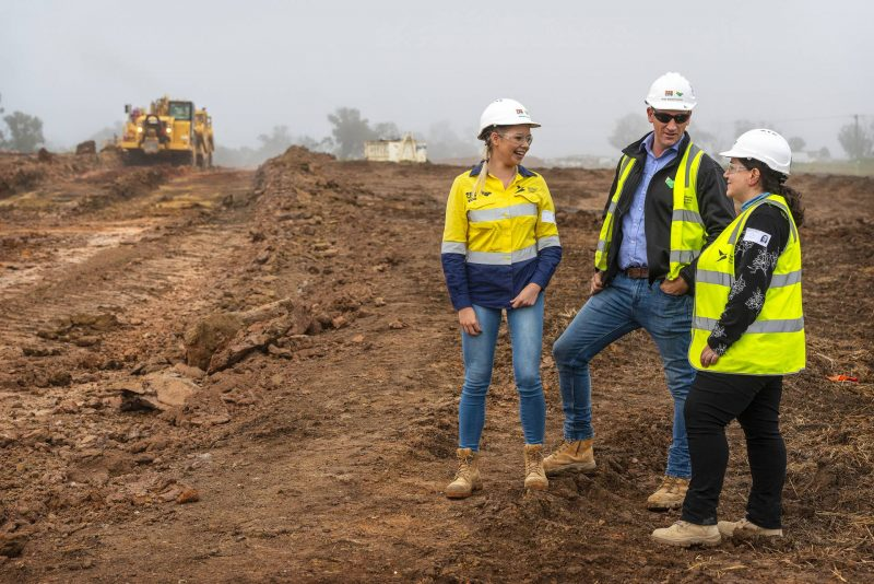 Lendlease Engineering 9 - Western Sydney Airport Early Earthworks