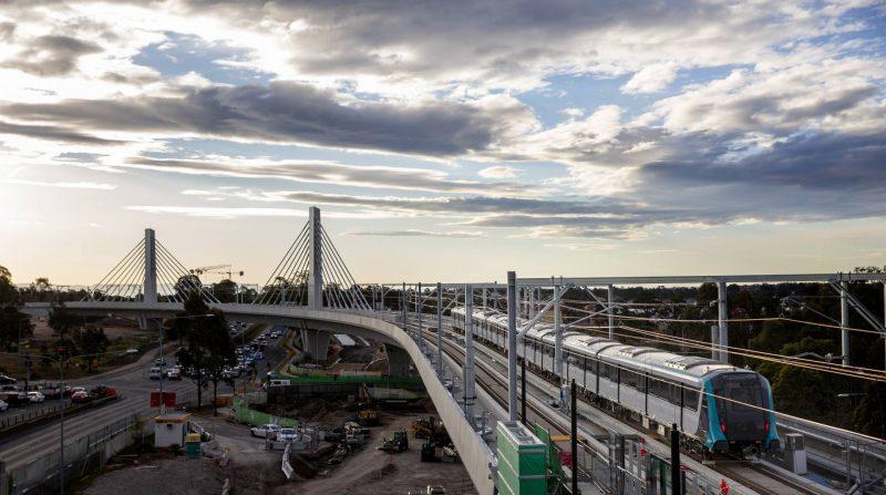 Salini Imgregilo Sydney Northwest rail